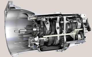 Как произвести ремонт коробки передач