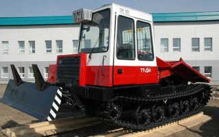 Гусеничный трактор ТТ-4М