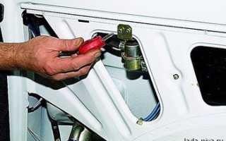 Нива 2121 2131 система улавливания топливных паров