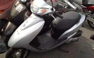 Технические характеристики Honda Dio AF565763