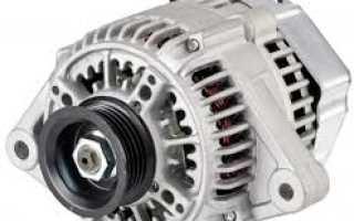 Принцип действия генератора тока как он работает