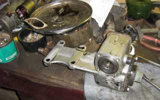 Рулевой редуктор ВАЗ 2121