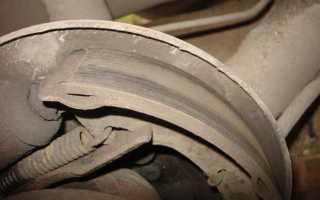 Замена задних тормозных колодок на ВАЗ-2110 своими руками