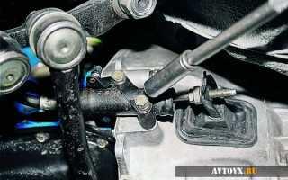 Как можно одному прокачать сцепление на ВАЗ-2106