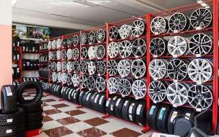 Важные размеры колесных дисков