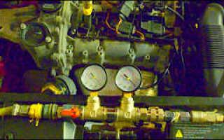 Тестер утечек пневмотестер для двигателя своими руками