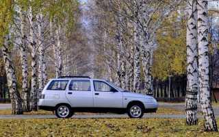 Фото Лада 2111 ВАЗ Lada 2111