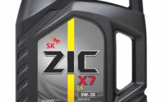 Моторное масло zic зик плюсыотзывы