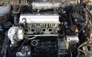 Двигатель 3S FE Технические характеристики