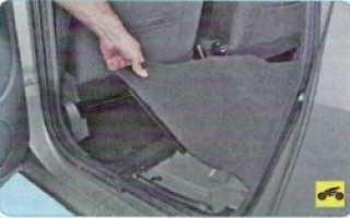 Замена топливного филтра lada largus автонастрой