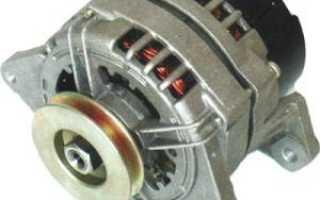 УАЗ 469 Старичок  установил генератор 90А