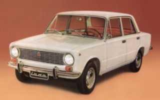 Сколько весит ВАЗ-2101 с двигателем и без технические характеристики