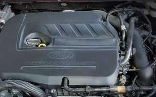 Характеристики и отзывы о моторе Ford EcoBoost