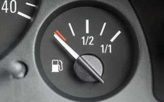 Норма расхода топлива легковых автомобилей