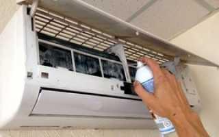 Средства для очистки кондиционеров в домашних условиях