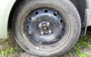 Лада ларгус шины какие идут с завода