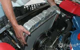Как самому отремонтировать автомобильный радиатор