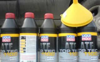 Как заменить масло в акпп самому