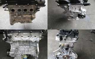 Двигатель Хендай D4FA