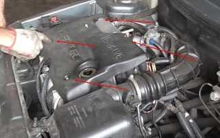 Замена прокладки ГБЦ ВАЗ-2112 16 клапанов своими руками