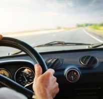 Вождение автомобиля с механической коробкой передач для начинающих