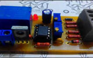 Делаем своими руками индикатор заряда аккумулятора контроллер