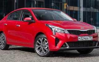 Свежие отзывы владельцев автомобиля Kia Rio
