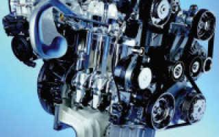 Системы управления бензиновым двигателем
