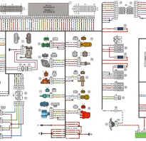 Структура и устройство системы подачи топлива Ваз 2113-2114-2115