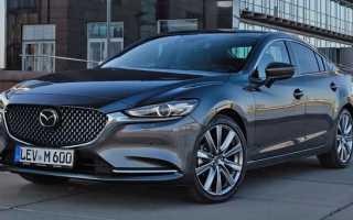 Отзывы Mazda 6