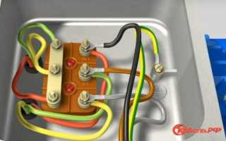 Как Изменить Направление Вращения Двигателя 220в