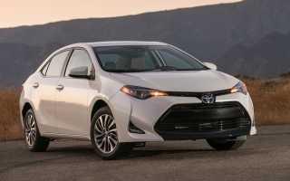 Топ 10 самых продаваемых автомобилей в мире