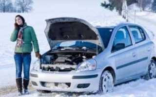 Почему греется двигатель зимой
