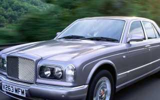 Обзор Bentley ArnageТехнические характеристики Bentley Arnage
