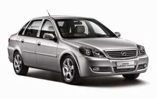 страна производитель автомобиля Лифан