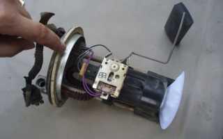 Диагностика топливных форсунок и бензонасоса автомобилей ВАЗ-2110-12