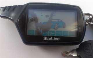 Как произвести ремонт дисплея брелока starline a91 с малыми затратами
