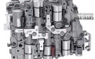 Что такое гидроблок в АКПП и как его отремонтировать