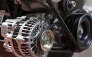 Свист в двигателя