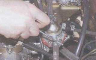 Снимаем устанавливаем топливный насос бензонасос ваз 2108 2109 21099