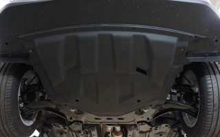 Защита поддона картера двигателяНужна ли защита картера двигателя