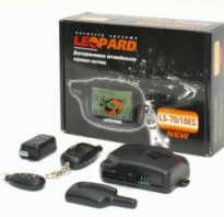 Автосигнализация Leopard инструкция