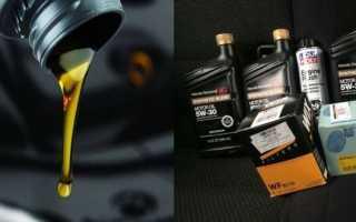 Какое масло лить в хонду срв