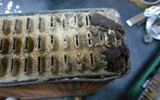 Чем промыть радиатор автомобиля в домашних условиях