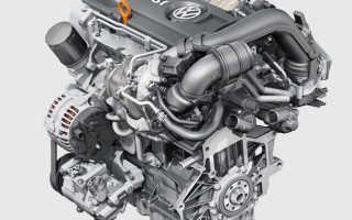 Двигатели TSI от Volkswagen