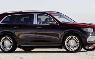 Обзор Mercedes-Maybach S-Class 2020-2020  технические характеристики и фото
