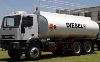 Легковые дизельные автомобили