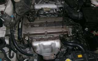 Двигатель Mitsubishi 4G15 15 л