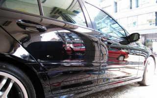 Покрытие кузова жидким стеклом плюсы и минусы
