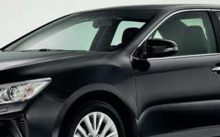 Тойота Камри 25 технические характеристики